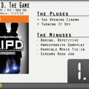 How To Install RIPD Game Without Errors
