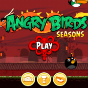How To Install Angry Birds Seasons The Year Of Dragon Game Without Errors