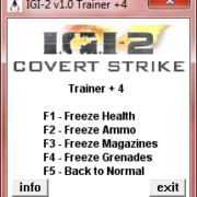 How To Install IGI 2 Trainer Game Without Errors