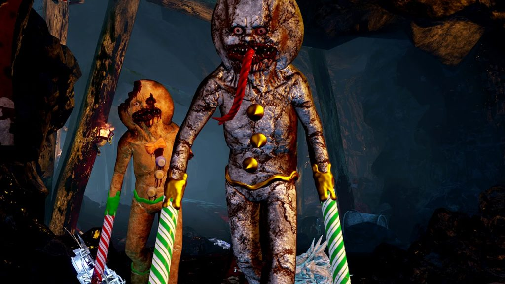 How To Install Killing Floor 2 Krampus Christmas Game Without Errors
